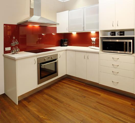 L Shaped Kitchen Layouts: One House One Couple